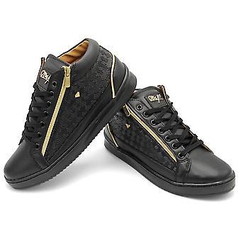 Sneaker - Maya Full Black- Black