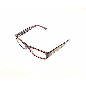 John Galliano Eyeglasses Frame JG5010 052 Plastic Brown Italy Made 52-16-135