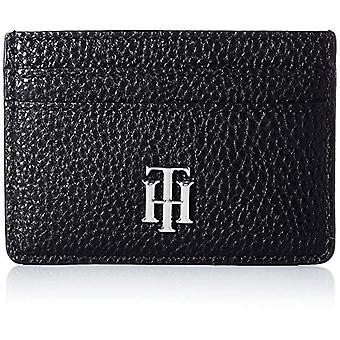 Tommy Hilfiger TH Essence, Accessories Travel Wallets Women, Black, One Size(1)