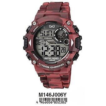 Q&q fashion watch m146j006y