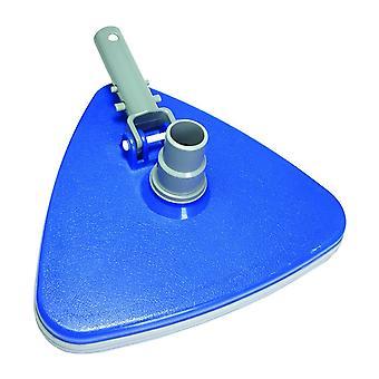 Jed Pool 30-164 Deluxe Tri-Vacuum with Vinyl Bumper
