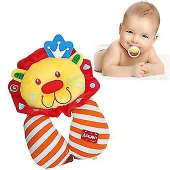 الأسد طفل الرقبة واقية وسادة السفر، وسادة مقعد الطفل، عربة وسادة az8476