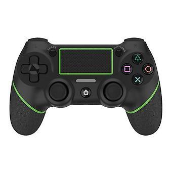 DZK Bluetooth vezeték nélküli gamepad Sony PS4 kontrollerhez Playstation4 konzolhoz(zöld)