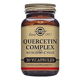 Quercitin Kompleks med Escter-C Plus Solgar