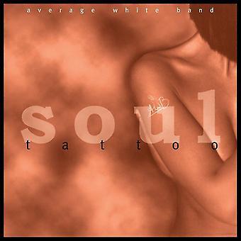 Genomsnittligt vitt band - Soul Tattoo Clear Vinyl