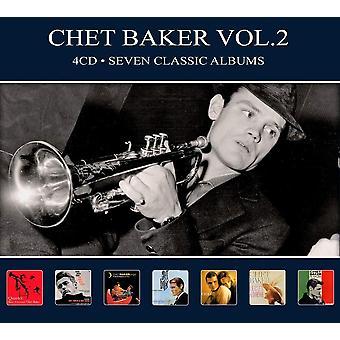 Chet Baker - Seven Classic Albums Vol.2 CD