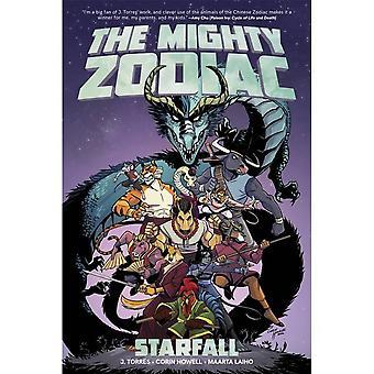 The Mighty Zodiac  Volume 1