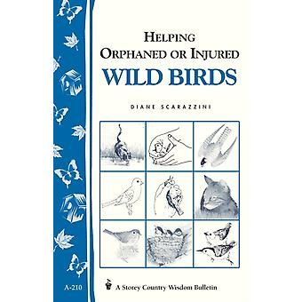 Helping Orphaned or Injured Wild Birds Storeys Country Wisdom Bulletin A.210 by Diane Scarazzini