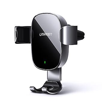 Auto Sensor Quick Wireless Car Charger With Bracket For Iphone11 / X Samsung S9
