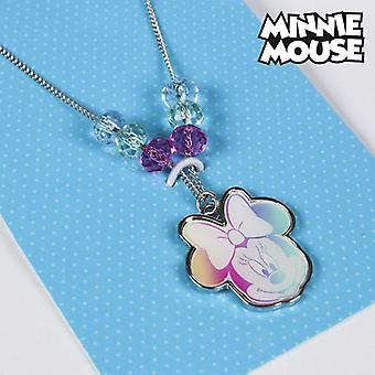 Girl's Necklace Minnie Mouse 73942