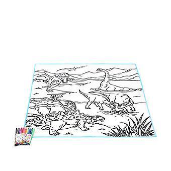 Carpet DIY Fantastic Color Dinosaurs 111354