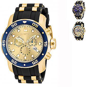 Invicta Men's Pro Diver Quartz multifunctionele Chronograph Watch