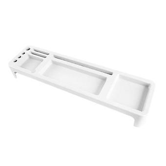 Desktop Organizer, 53 x 14 cm-White