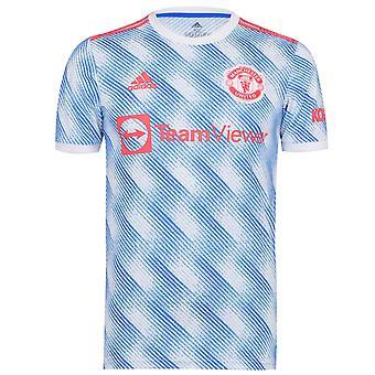 Manchester United Herren Trikot Auswärtstrikot 2021/22