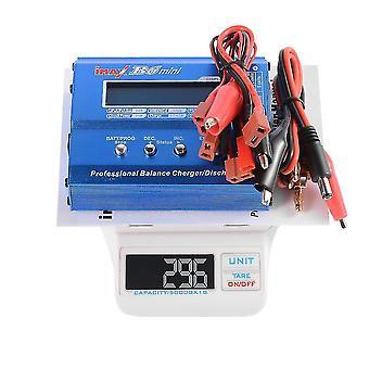 B6 Mini Professional Balance Încărcător / de descărcare de gestiune pentru încărcarea bateriei RC