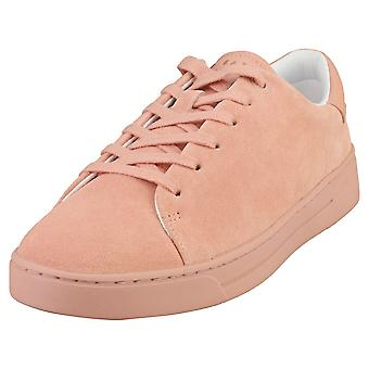 Ted Baker Aryas Womens Fashion Trainers in Dusty Pink