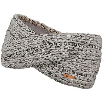 Barts Womens Jasmin Fleece fodrat stickat tvinnat pannband