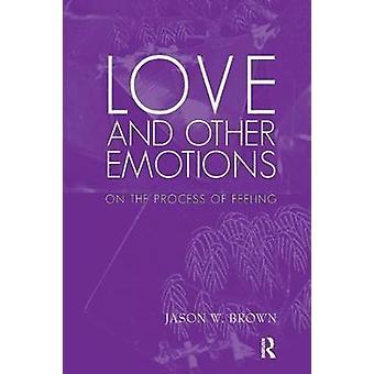 感情の過程における愛と他の感情