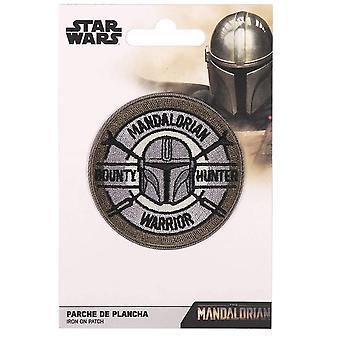 Star Wars: Den Mandalorian Patch Bounty Hunter