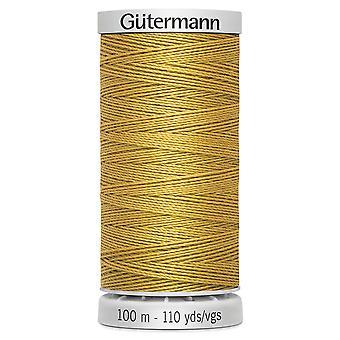 Gutermann Extra Stark 100% PolyesterGänga 100m Hand- och maskinfärgkod - 968