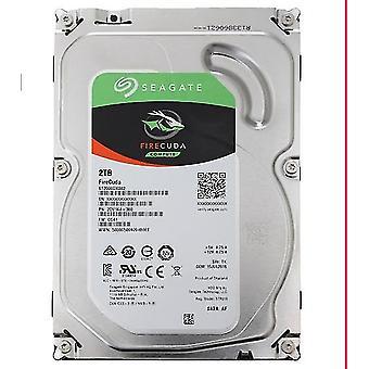 Seagate Firecuda 2tb Hybridní pohon Ssd Výkon Sshd 3,5 palce Sata