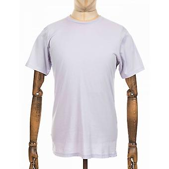 Colorful Standard Organic Cotton Tee - Soft Lavender