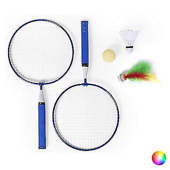 Beach sand toys 3 in 1 racquet set 5 pcs 145126