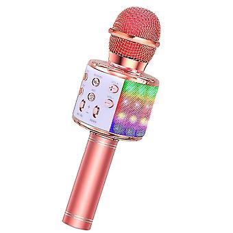 Microphone karaoké compatible avec Android Ios PC