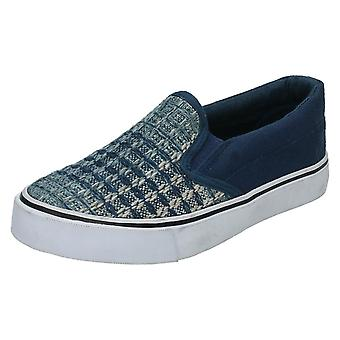 Jongens JCDees Slip op Canvas schoenen