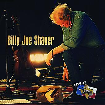 Billy Joe Shaver - Live at Billy Bobs Texas [CD] USA import