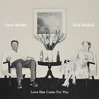 Steve Martin & Edie Brickell - liefde is gekomen voor u [CD] USA importeren