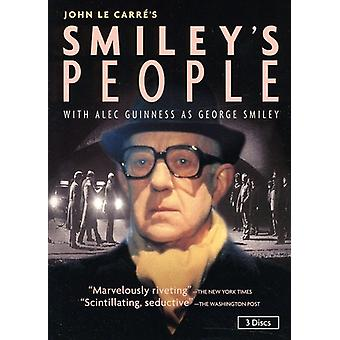Smiley's People [DVD] USA import
