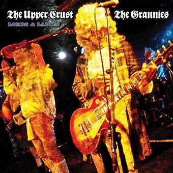 Upper Crust / Grannies - Lords & Ladies [Vinyl] USA import