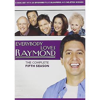 Everybody Loves Raymond: Season 5 [DVD] USA import