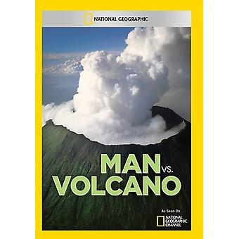 Man vs. vulkaan [DVD] USA importeren