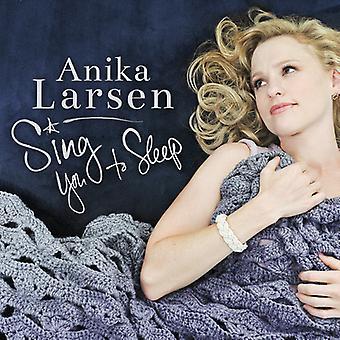 Anika Larsen - Sing You to Sleep [CD] USA import