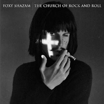 Foxy Shazam - importation USA Church of Rock & Roll [CD]