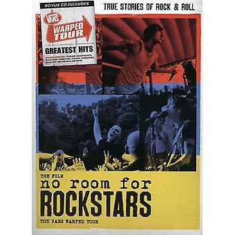 Vans Warped Tour: Ikke rom for Rockst [DVD] USA import