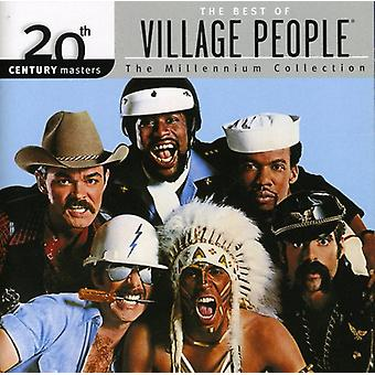 Village People - Millennium Collection-20th Century Masters [CD] USA import