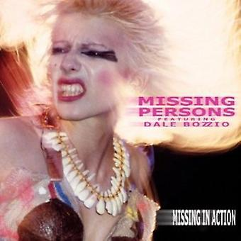 Vermisste Personen - Missing in Action [CD] USA import