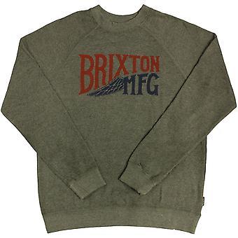 Brixton Coventry Sweatshirt Grey