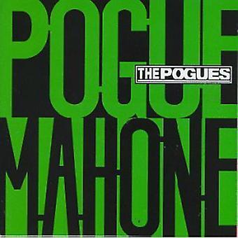 Pogues - Pogue Mahone [CD] USA import