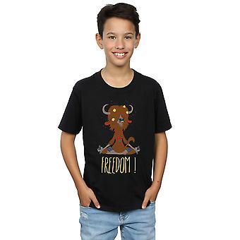 Disney мальчиков Zootropolis Як свободы футболку