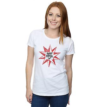 Harry Hedwig Star t-shirt Potter mujer