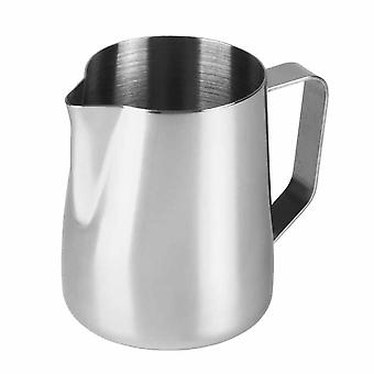 Kabalo 1000ml Stainless Steel Milk Frothing Jug for Coffee, Latte, Café et Cappuccino