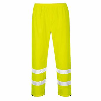 Portwest - Salut-Vis sécurité pluie vêtements de travail Pantalons étanches
