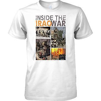 I Irak-krigen - Foto Collage - Kids T skjorte