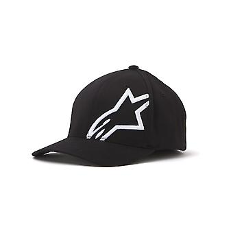 Alpinestars Corp Shift 2 Flexfit Cap in Black/White
