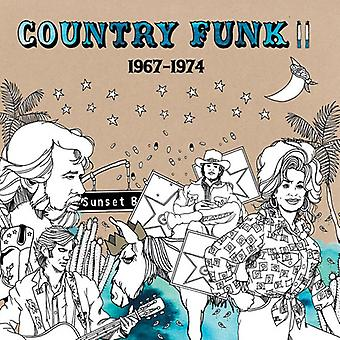Country Funk 2: 1967-1974 / Var - Country Funk 2: 1967-1974 / Var [CD] USA import
