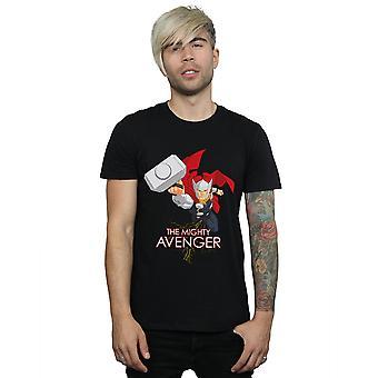 Bewundern Sie Herren Thor das mächtige Rächer-T-Shirt